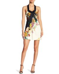 Sky - Printed Halter Dress - Lyst