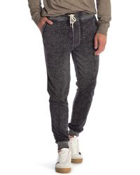 Threads For Thought Burnout Drawstring Sweatpants - Black