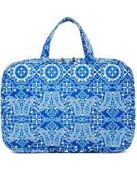 Kestrel - Bandana Weekend Organizer Bag - Blue - Lyst