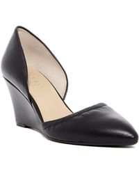 Franco Sarto - Fenway Wedge Pump - Wide Width Available - Lyst