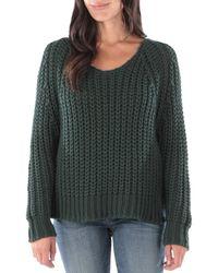Kut From The Kloth Valeria Sweater - Green