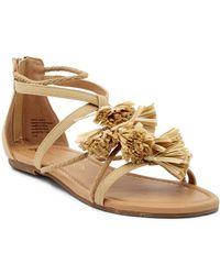BC Footwear - Until Now Tassel Sandal - Lyst