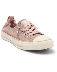 Converse Chuck Taylor All Star Shoreline Slip Sneaker (women's) - Multicolour