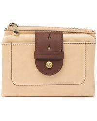 Hobo International Duske Leather Bifold Wallet - Multicolour