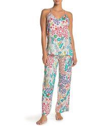 Josie Cami Pyjama Set - Blue
