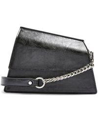 TOPSHOP Starmini Shoulder Bag - Black