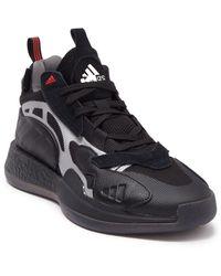 adidas Zoneboost Basketball Shoe - Black
