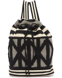 Lucky Brand - Robin Woven Backpack - Lyst