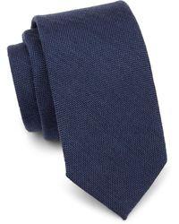 Original Penguin - Kalossi Solid Woven Tie - Lyst