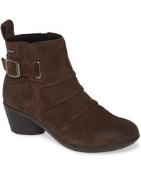 Romika Daisy 04 Suede Bootie - Brown