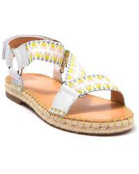 Frye Kole Asymmetrical Sandal - Multicolour