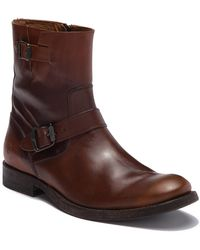 Frye - Jacob Engineer Boot - Lyst