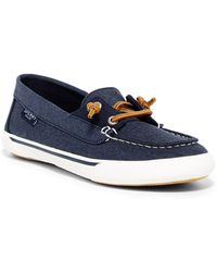 Sperry Top-Sider | Quest Rhythm Canvas Boat Shoe | Lyst