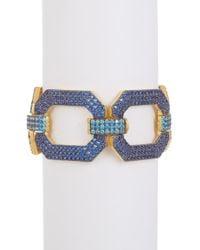 Freida Rothman | Baroque Blues Bracelet | Lyst