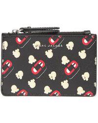 Marc Jacobs - Popcorn Scream Wallet - Lyst