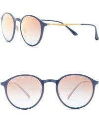 0552222547 Lyst - Ray-Ban Rb4225 New Wayfarer Light Ray Sunglasses for Men