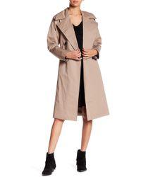 AllSaints - Marlo Mac Coat - Lyst