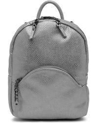 Max Studio Alema Dome Backpack - Gray