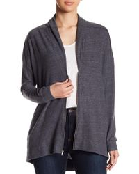 Lamade - Shannon Front Zip Cardigan - Lyst