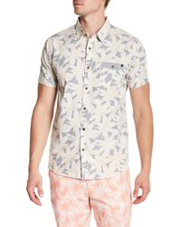 Rip Curl - Stalked Floral Regular Fit Shirt - Lyst