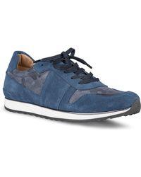 Klub Nico Stefani Suede Sneaker - Blue