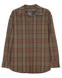 SILPA Jangala Flannel Shirt - Multicolor