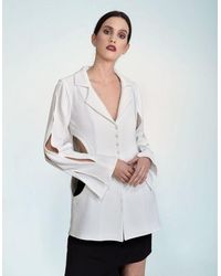 Jovana Markovic Dora Shirt - Multicolor