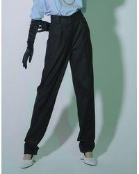 BLIKVANGER Classic Black Pants