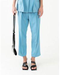 BLIKVANGER Classic Blue Pants