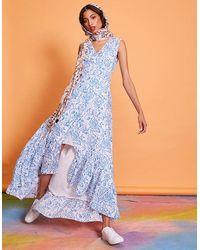 LAVANYA COODLY Brooke Dress - Blue