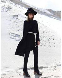 BETWEEN LAB Layered Jacket - Black