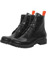 Void Boots Oggibot Unisex - Black