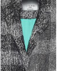 SILPA Kata Wool Coat - Multicolor
