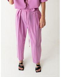 BLIKVANGER Classic Pink Pants