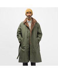 Engineered Garments Storm Coat - Green