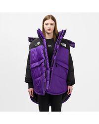 MM6 by Maison Martin Margiela The North Face Himalayan Parka - Purple