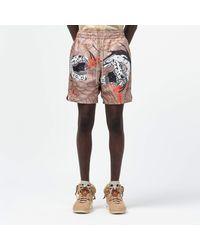 Nike Travis Scott Pool Shorts - Multicolor