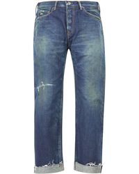 Chimala - Selvedge Used Ankle Cut - Lyst