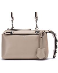 Fendi - 17ss Women's Mini By The Way Bag Dove - Lyst
