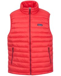Patagonia - Men's Down Jumper Vest - Lyst