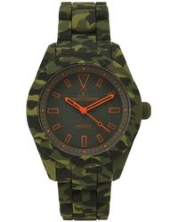 Toy Watch - Velvety Camouflage Green - Lyst