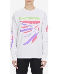 Nine One Seven - Kiwanseven Longsleeve T-shirt - Lyst