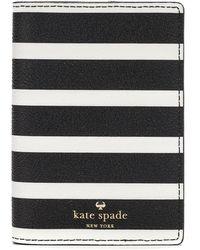 Kate Spade - Passport Holder - Lyst