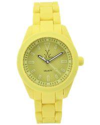 Toy Watch - Velvety Lime - Lyst