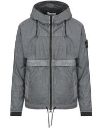 Stone Island - 4 Pocket Hoody Jacket - Lyst