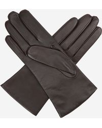 N.Peal Cashmere - Ladies Leather Short Glove - Lyst