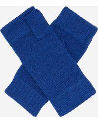 N.Peal Cashmere - Unisex Fingerless Cashmere Gloves - Lyst