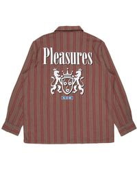 Pleasures Ruby Work Shirt - Multicolor