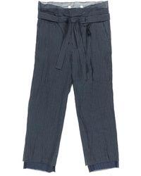 Midorikawa Pant (mid21ss-p05 C) - Blue