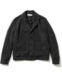 Sasquatchfabrix. 70-21 Corduroy Sports Jacket - Black